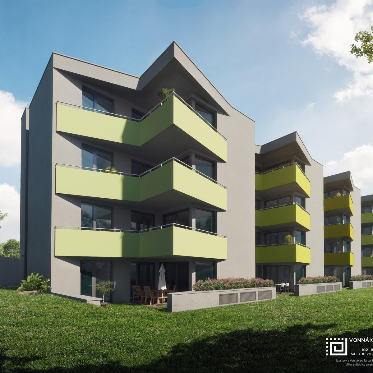 Eladó  téglalakás (Budapest, X. kerületBudapest, X. kerület, Sörgyár u.) 29,15 M  Ft +ÁFA