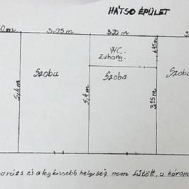 Eladó  családi ház (Kőröshegy) 17,8 M  Ft