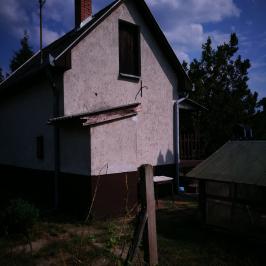 Eladó  nyaraló (Debrecen) 2,5 M  Ft