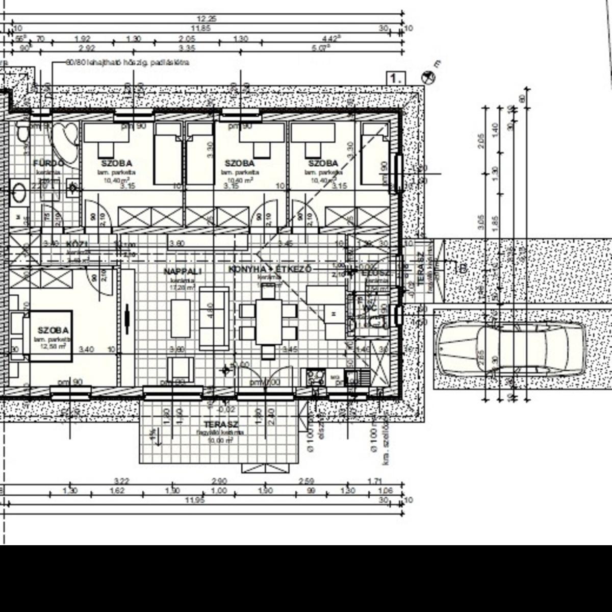 Eladó  sorház (Pest megye, Délegyháza) 32,4 M  Ft