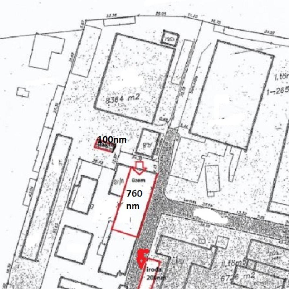 Eladó  ipari ingatlan (Budapest, X. kerületBudapest, X. kerület, Jászberényi út) 95 M  Ft