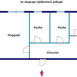 Eladó  téglalakás (Budapest, XI. kerület) 33,9 M  Ft