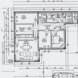 Eladó  családi ház (Törökbálint, MÁV-telep) 69,5 M  Ft