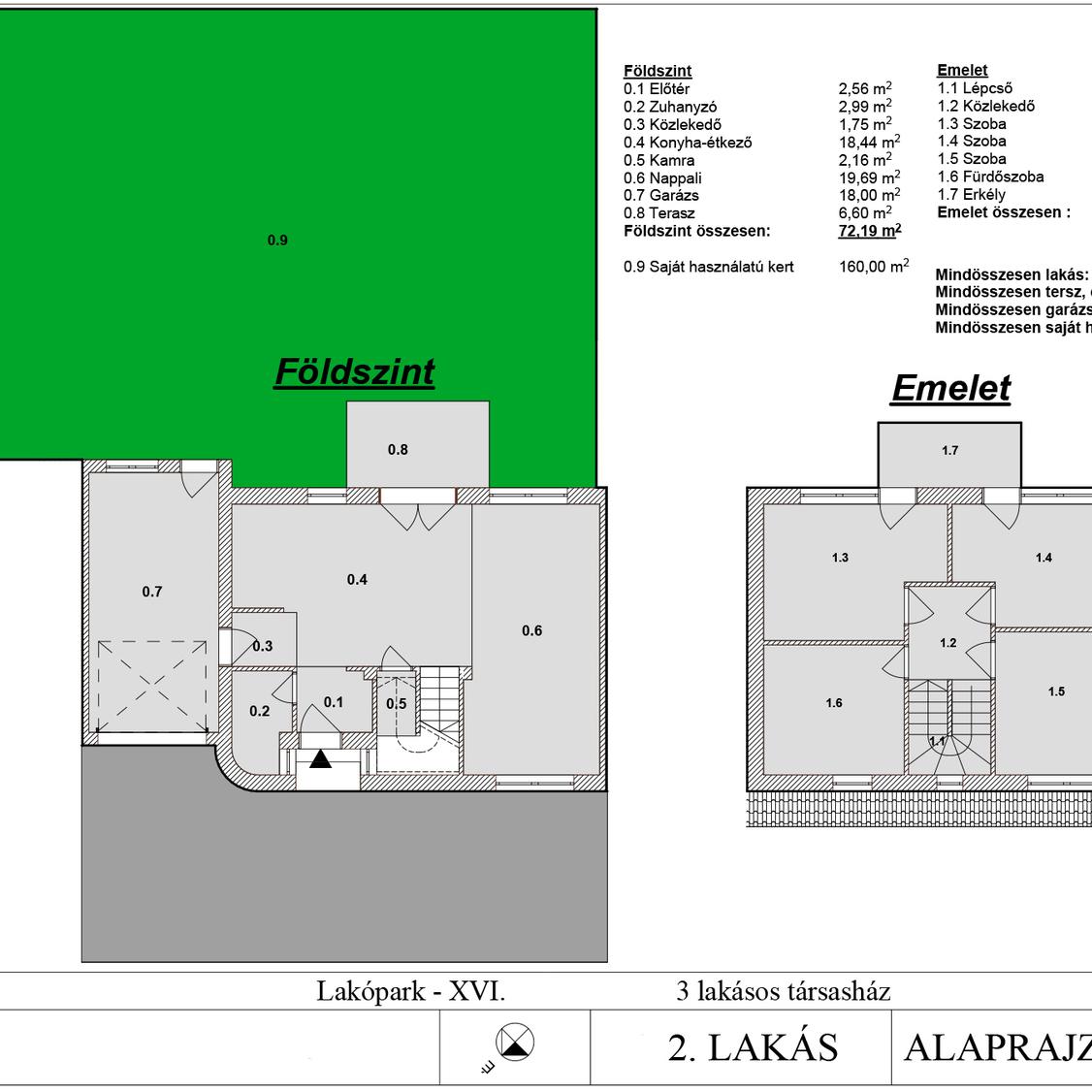 Eladó  sorház (Budapest, XVI. kerületBudapest, XVI. kerület) 67 M  Ft