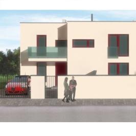 Eladó  ikerház (Budaörs, Holdfény utca környéke) 79 M  Ft