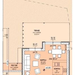 Eladó  sorház (Nagytarcsa, Öregszőlő lakópark) 42 M  Ft