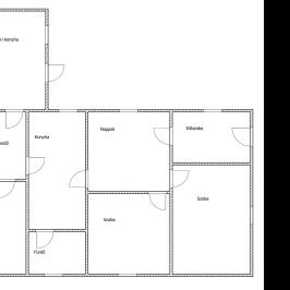 Eladó  családi ház (Jánossomorja) 25,9 M  Ft
