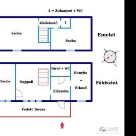 Eladó  házrész (Budapest, IV. kerület) 26 M  Ft