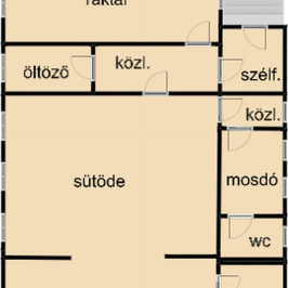 Eladó  ipari ingatlan (Ásványráró) 60 M  Ft +ÁFA