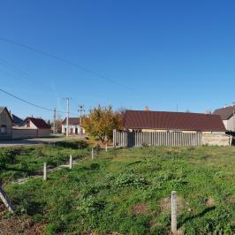 Eladó  telek (Dunaföldvár) 1,5 M  Ft
