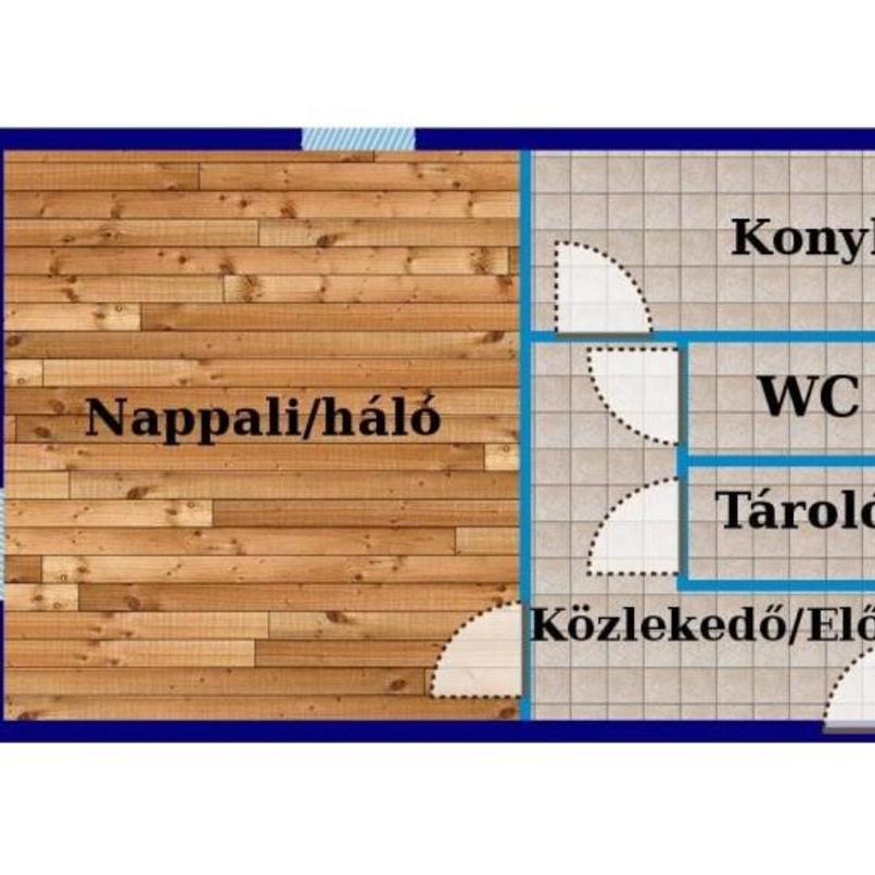 Eladó  téglalakás (Budapest, XIII. kerületBudapest, XIII. kerület, Máglya köz) 25,9 M  Ft