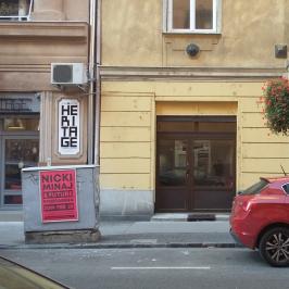 Kiadó  üzlethelyiség utcai bejáratos (Budapest, XIII. kerület) 140 E  Ft/hó