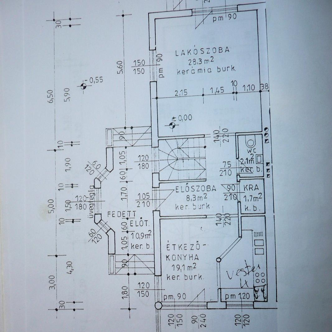 Eladó  ikerház (Gárdony) 37 M  Ft