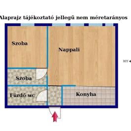 Eladó  panellakás (Budapest, XIV. kerület) 26,5 M  Ft
