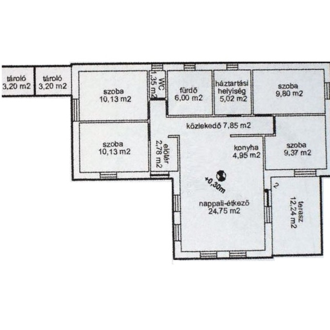 Eladó  családi ház (Délegyháza) 35,7 M  Ft