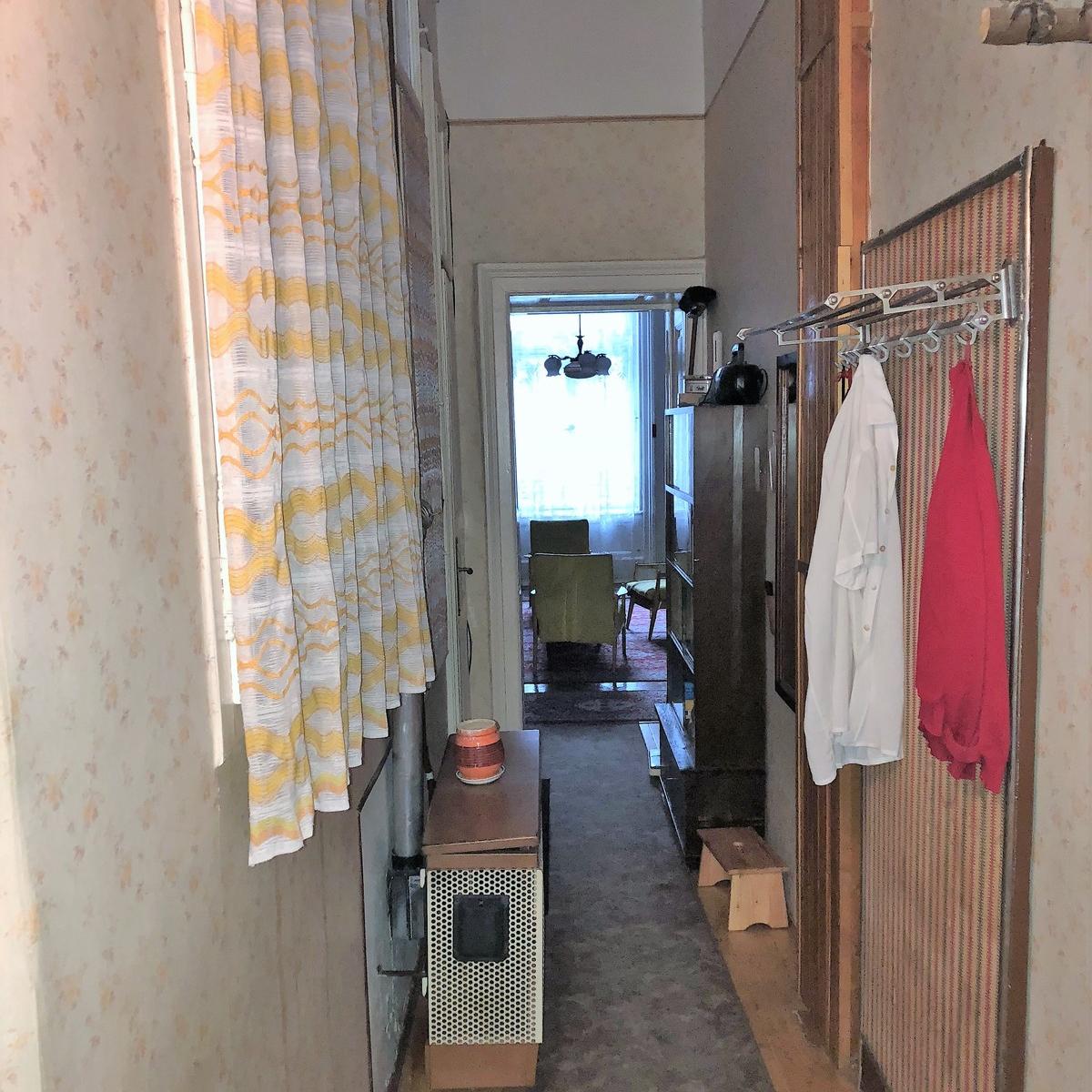 Eladó  téglalakás (Budapest, VII. kerületBudapest, VII. kerület, Erzsébet körút) 46,2 M  Ft