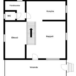Eladó  családi ház (Délegyháza) 18,9 M  Ft