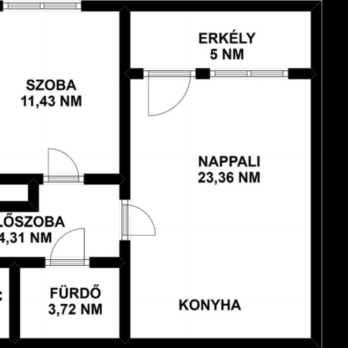 Eladó  téglalakás (Budapest, III. kerület) 32,5 M  Ft