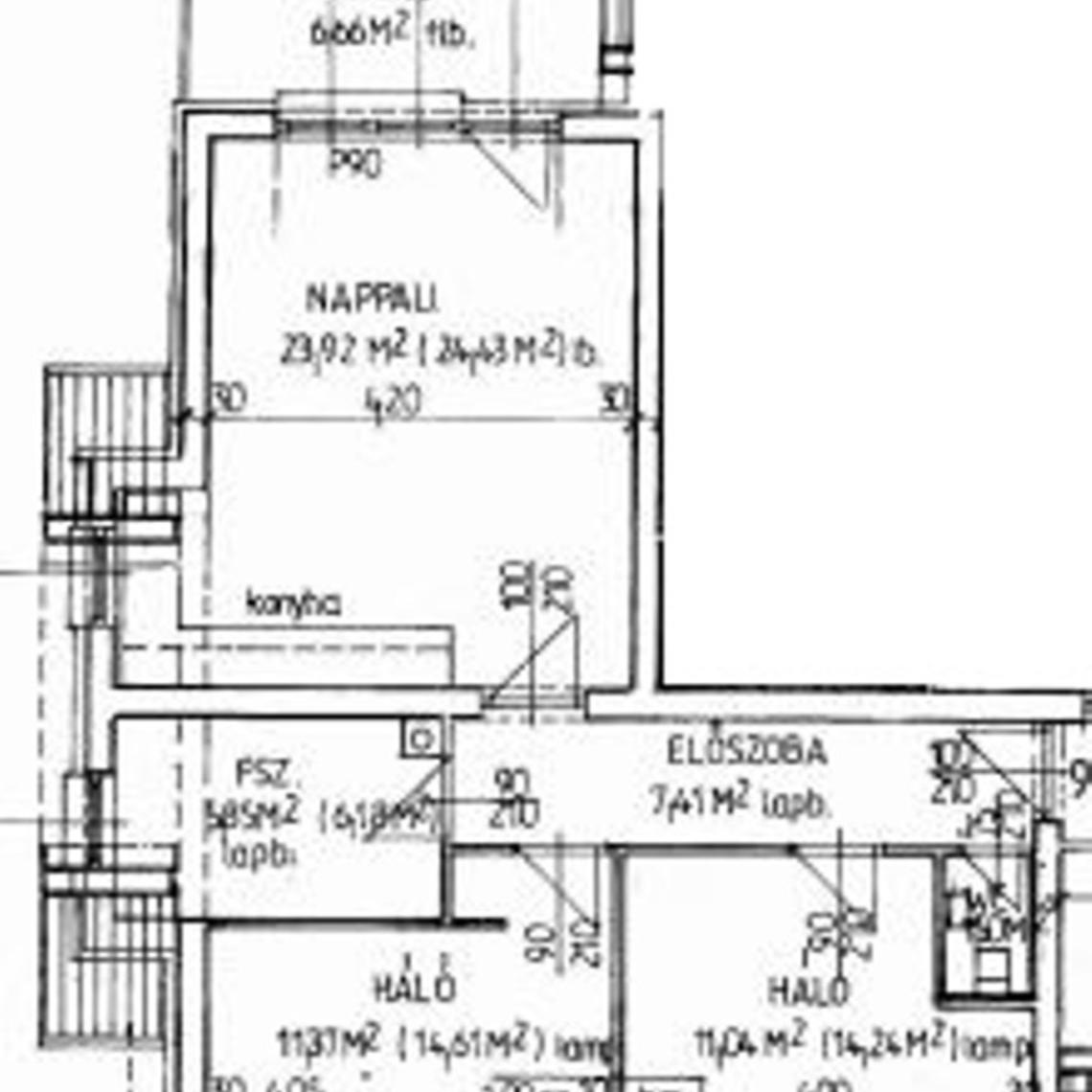 Eladó  téglalakás (Fót) 32,2 M  Ft