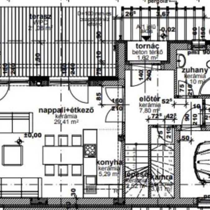 Eladó  ikerház (Dunakeszi) 64,49 M  Ft