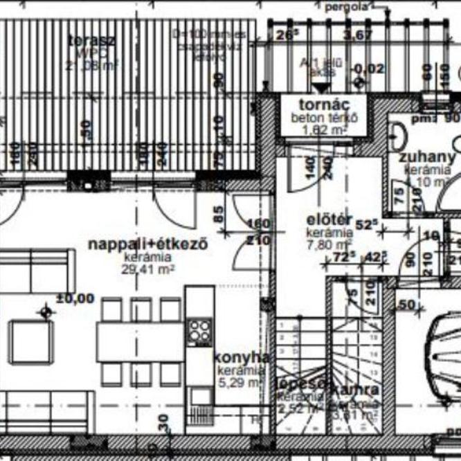 Eladó  ikerház (Dunakeszi) 64,79 M  Ft