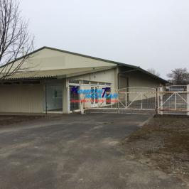 Kiadó  ipari ingatlan (Békéscsaba, Jamina) 1,3 M  Ft/hó +ÁFA