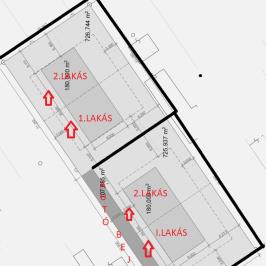 Eladó  sorház (Budapest, XVI. kerület) 77,5 M  Ft