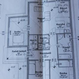 Eladó  családi ház (Rajka) 46 M  Ft