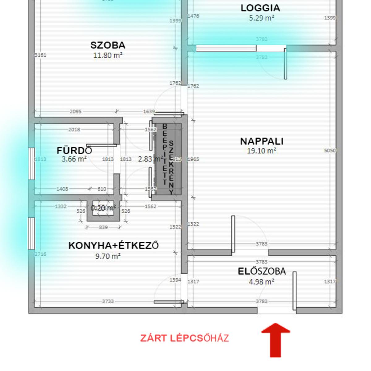 Eladó  téglalakás (Budapest, XIII. kerület) 29,99 M  Ft