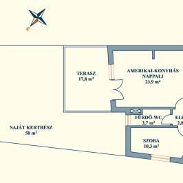 Eladó  téglalakás (Budapest, XI. kerület) 45,31 M  Ft