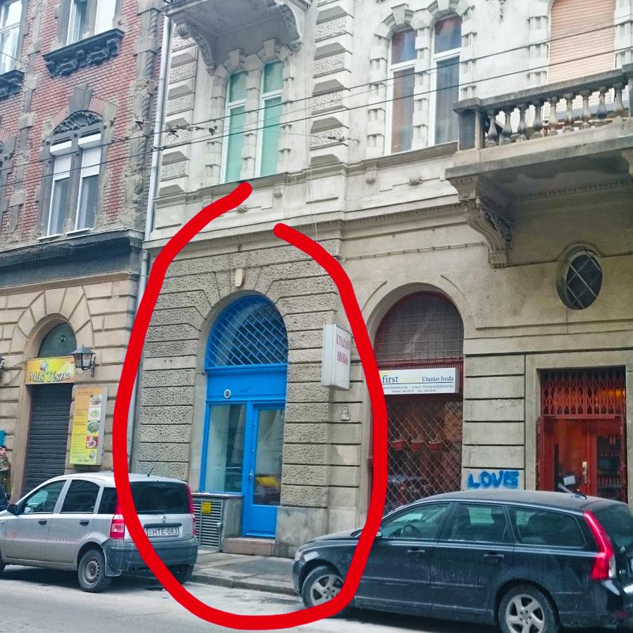 Kiadó  üzlethelyiség utcai bejáratos (Budapest, VI. kerület) 320 E  Ft/hó +ÁFA