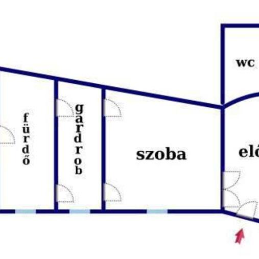 Eladó  téglalakás (Budapest, V. kerület) 149,9 M  Ft
