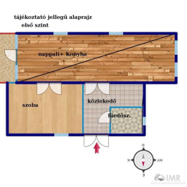 Eladó  családi ház (Diósd) 36 M  Ft