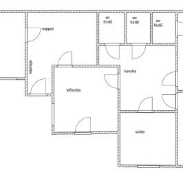 Eladó  családi ház (Hegyeshalom) 28,4 M  Ft