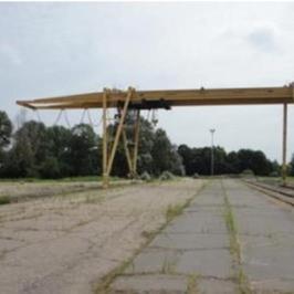 Eladó  ipari ingatlan (Szarvas) 200 M  Ft