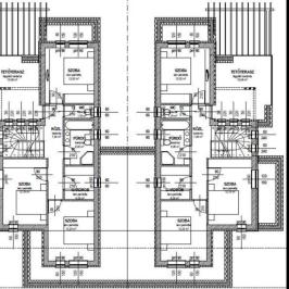 Eladó  ikerház (Mogyoród) 95 M  Ft