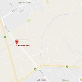 Eladó  telek (Békéscsaba, Mezőmegyer) 2,9 M  Ft