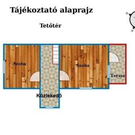 Eladó  családi ház (Ráckeve) 18,8 M  Ft