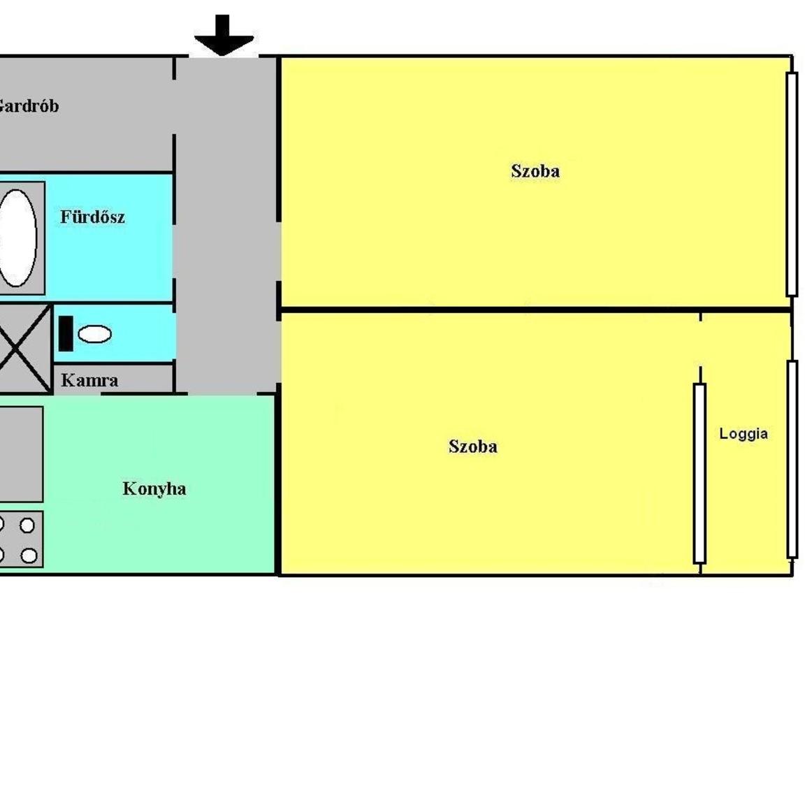 Eladó  panellakás (Budapest, XI. kerület) 28,9 M  Ft
