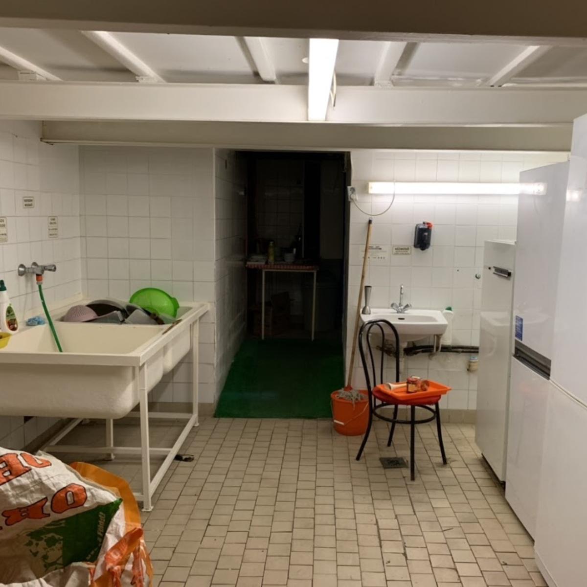 Kiadó  melegkonyhás vendéglátóegység (Budapest, VII. kerület) 250 E  Ft/hó