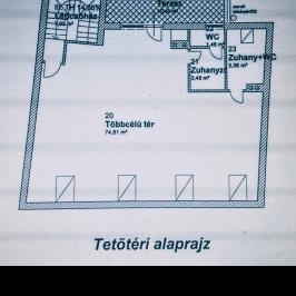 Eladó  sorház (Budapest, XIV. kerület) 120 M  Ft