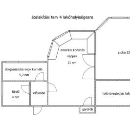 Eladó  téglalakás (Budapest, II. kerület) 52 M  Ft