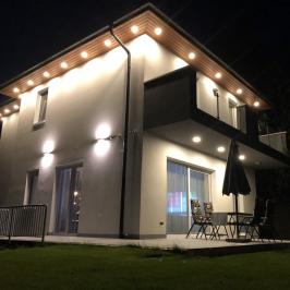 Eladó  ikerház (Fót, Fótliget lakópark) 133 M  Ft