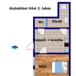 Eladó  téglalakás (Budapest, VI. kerület) 79 M  Ft