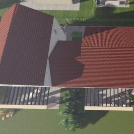 Eladó  ikerház (Csömör) 59,2 M  Ft