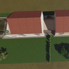 Eladó  ikerház (Csömör) 52,5 M  Ft