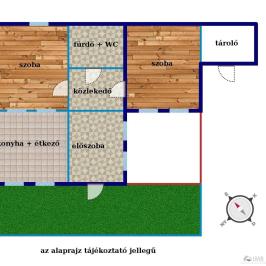 Eladó  sorház (Budapest, IV. kerület) 22,49 M  Ft