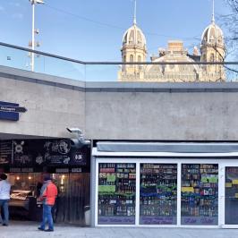 Eladó  üzlethelyiség utcai bejáratos (Budapest, V. kerület) 9,96 M  Ft