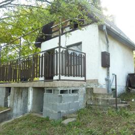 Eladó  nyaraló (Egerbakta) 850 E  Ft
