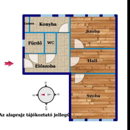 Eladó  panellakás (Budapest, XXII. kerület) 25,3 M  Ft
